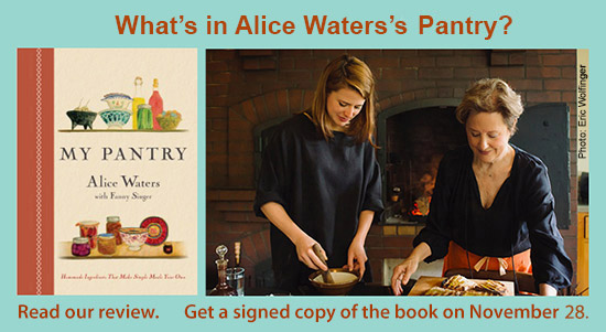 Allice-Waters'sPantry