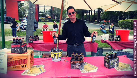 Sample an assortment of craft beers and a burger, taco, or some barbecue at this lively Fremont festival.