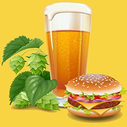BurgerNBrewFestLogoSQUARE