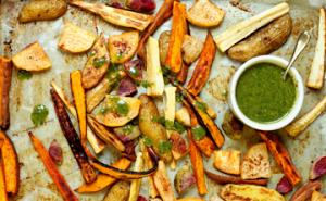 Carrot-Top-Salsa-Verde
