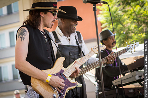 Music, crafts, and an impressive food marketplace come together at the Fremont Festival of the Arts.