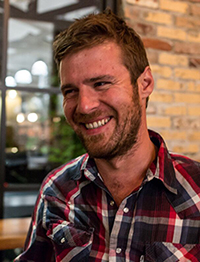 San Francisco food forager Iso Rabins co-founded Forage Kitchen with his cousin Matt Johansen.