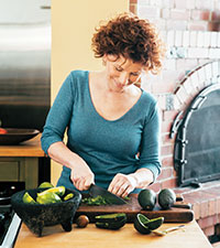 Chef Joanne Weir appears at two upcoming Bay Area events to talk about her new book Kitchen Gypsy. Photos courtesy of Joanne Weir.