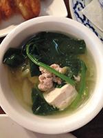 Sala Thai Kung Jerd soup