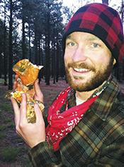 Mushroom Joe Photo by Michelle Lindsay