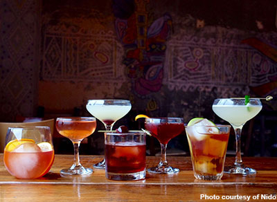 Oakland restaurant Nido is offering a special cocktail menu this month to raise funds for Latina immigrants.