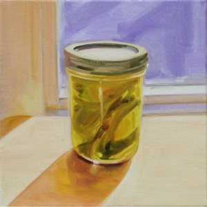 pickles painting