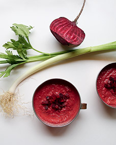 Roasted-Beet-Soup