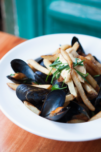 picture mussels