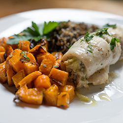 Stuffed-sole_Niles-Sea-to-Table-dinner-crop