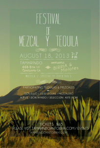 tequila fest poster
