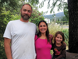 The Laniers: Ray, Patty and Juliette