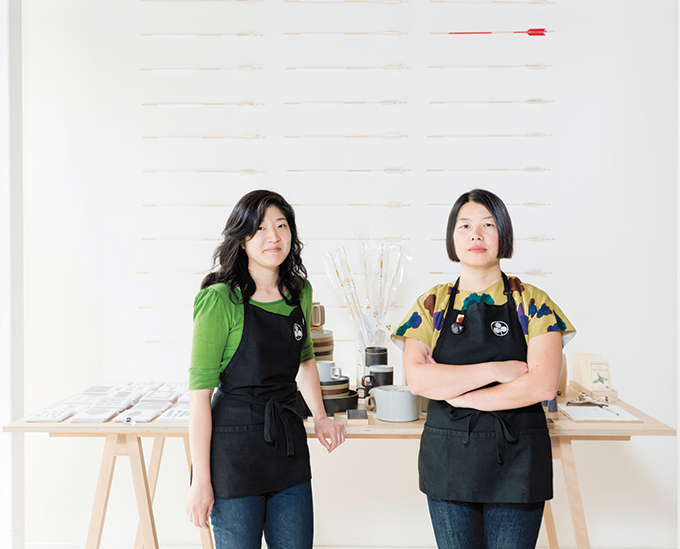 Yoko Kumano and Kayoko Akabori created Umami Mart out of their shared passion for Japanese culture.