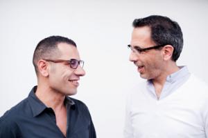 Sami Tamimi & Yotam Ottolenghi