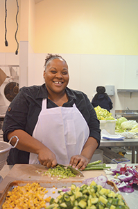 Dionne Knox  (Photo courtesy of La Cocina)