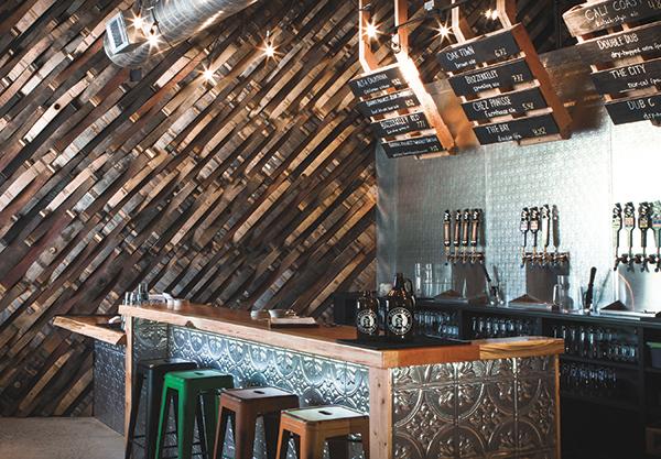 calicraft-brewery tasting room