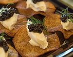 caviar-tasting