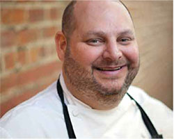 Comal chef Matt Gandin. (Photo courtesy of Comal)