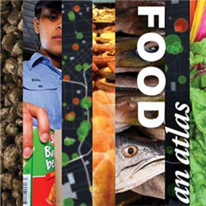 Cover design for Food: an Atlas