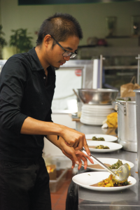 It's been eight years since Hai Vo began his journey to reclaim his own health from diet-related disease. He now works as a food justice advocate supporting others on the path.