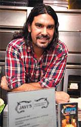 Javier Sandes makes Argentine empanadas for Javi's Cooking (javiscooking.com).