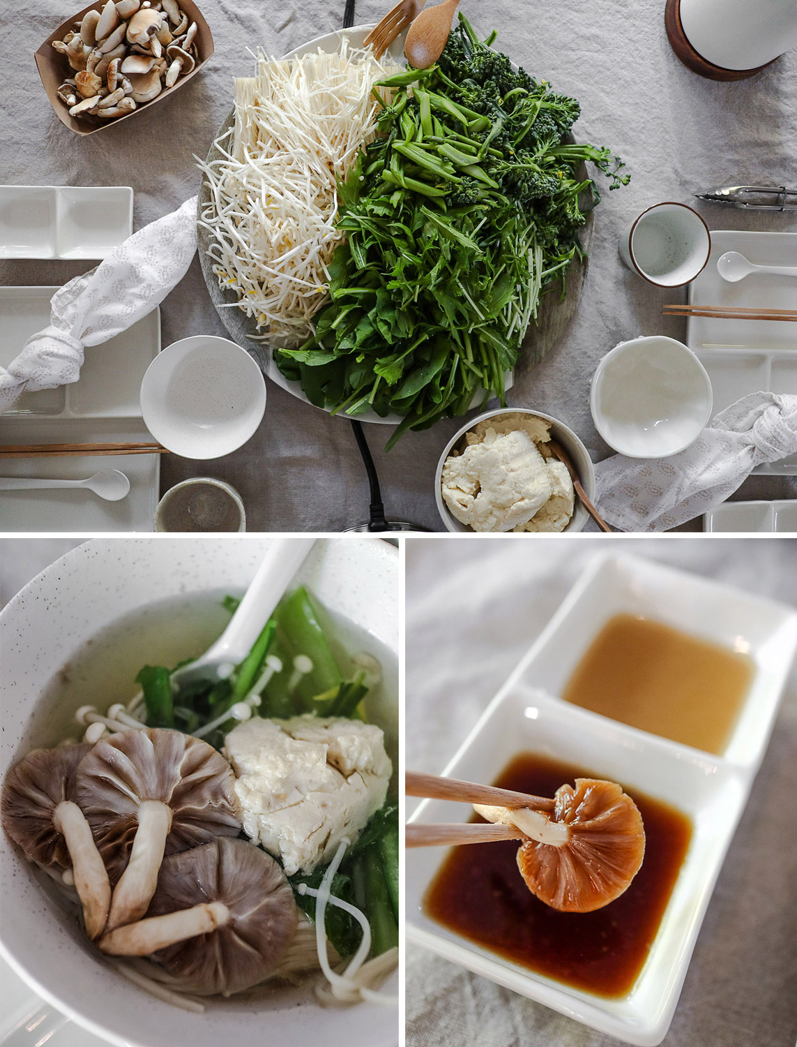 Hot-Pot-ingredients-and-dipping-sauce