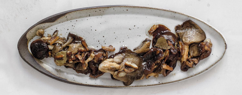 Mushroom-Adobo