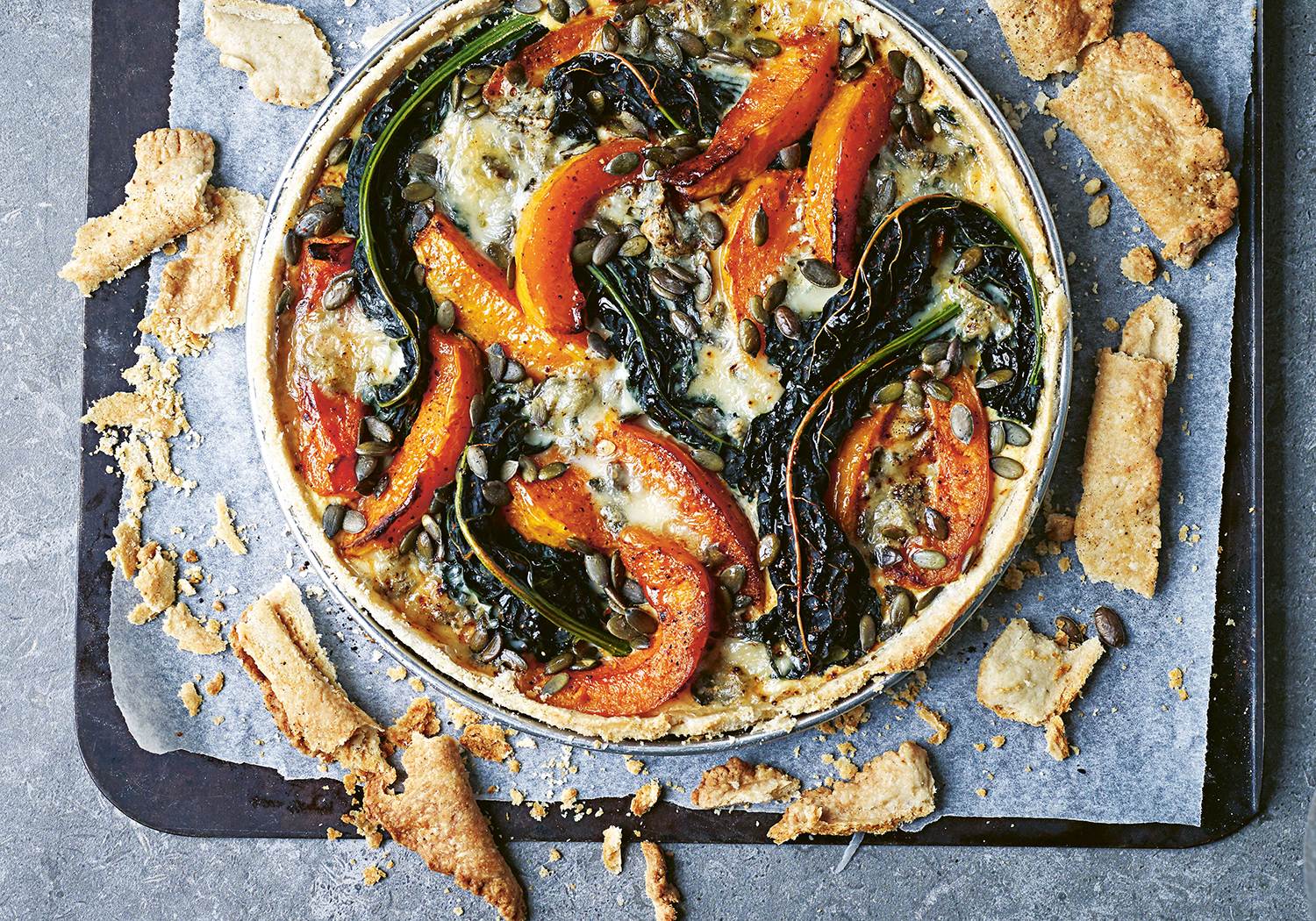 Recipe excerpted with permission fromPies and Tarts by Annie Rigg, published by Quadrille (October 2018), RRP $19.99 hardcover. <br> Photo: Nassima Rothacker