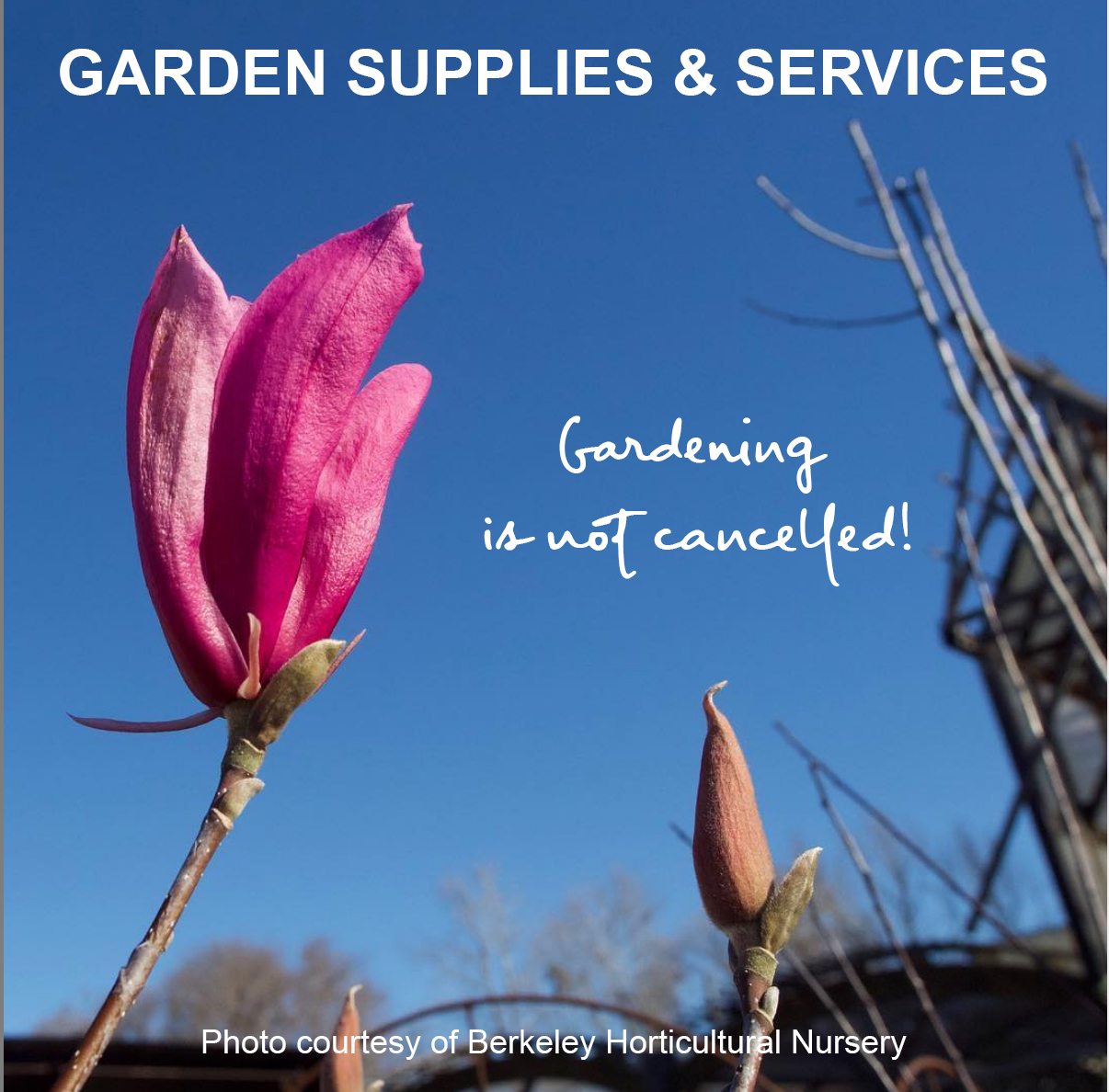 Garden Supplies and Services