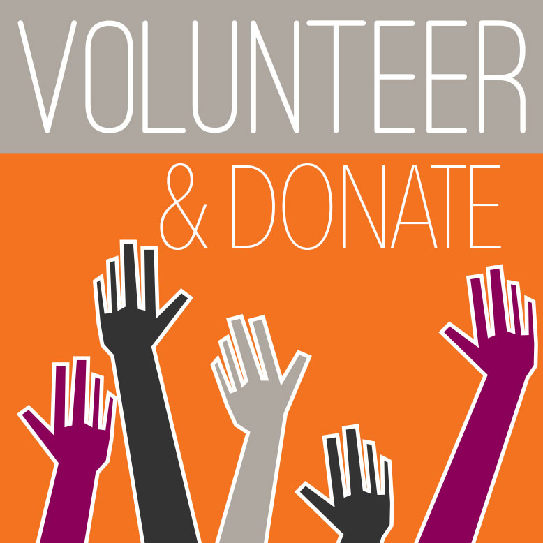 Volunteer--&-Donate